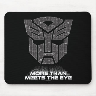Transformers | More than Meets the Eye Mouse Pad