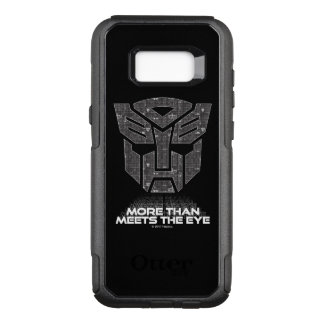 Transformers | More than Meets the Eye OtterBox Commuter Samsung Galaxy S8+ Case
