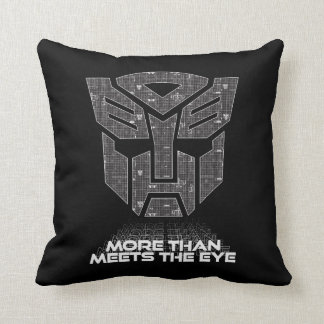 Transformers | More than Meets the Eye Throw Pillow