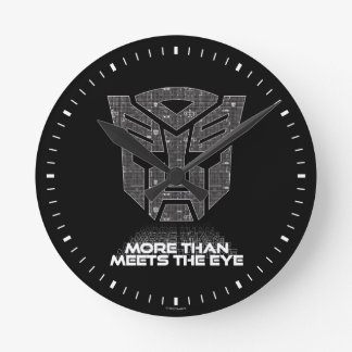 Transformers   More than Meets the Eye Wallclocks