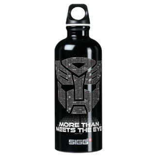 Transformers | More than Meets the Eye Water Bottle