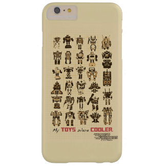 Transformers | My Toys Were Cooler Barely There iPhone 6 Plus Case