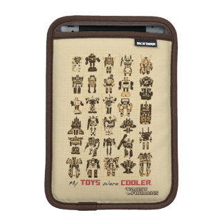 Transformers | My Toys Were Cooler iPad Mini Sleeve