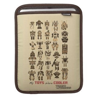 Transformers | My Toys Were Cooler iPad Sleeve