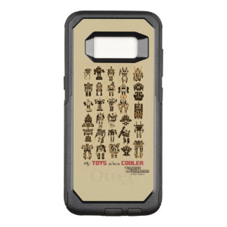 Transformers | My Toys Were Cooler OtterBox Commuter Samsung Galaxy S8 Case
