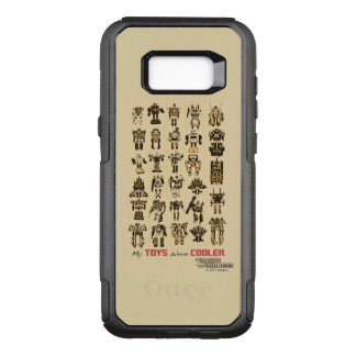 Transformers | My Toys Were Cooler OtterBox Commuter Samsung Galaxy S8+ Case
