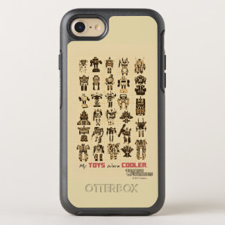 Transformers | My Toys Were Cooler OtterBox Symmetry iPhone 8/7 Case