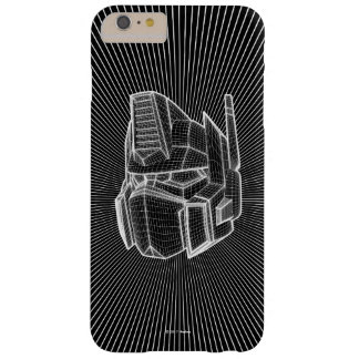 Transformers | Optimus Prime 3D Model Barely There iPhone 6 Plus Case