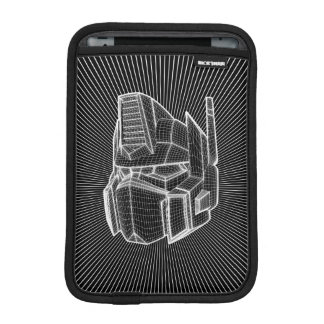 Transformers | Optimus Prime 3D Model iPad Mini Sleeve