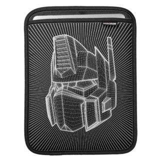 Transformers | Optimus Prime 3D Model iPad Sleeve