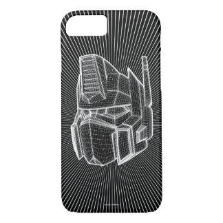 Transformers | Optimus Prime 3D Model iPhone 8/7 Case