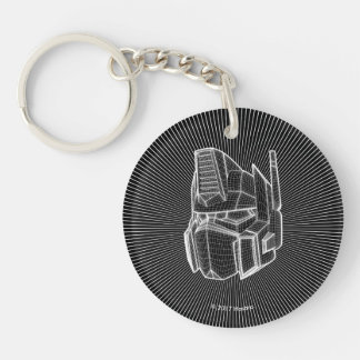 Transformers | Optimus Prime 3D Model Keychain