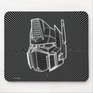 Transformers | Optimus Prime 3D Model Mouse Pad