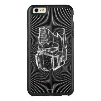 Transformers | Optimus Prime 3D Model OtterBox iPhone 6/6s Plus Case