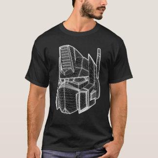 Transformers | Optimus Prime 3D Model T-Shirt