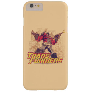 Transformers | Optimus Prime - Comic Book Sketch Barely There iPhone 6 Plus Case