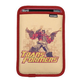 Transformers | Optimus Prime - Comic Book Sketch iPad Mini Sleeve