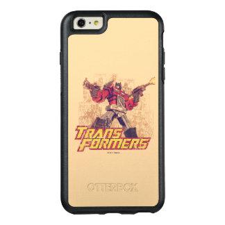 Transformers | Optimus Prime - Comic Book Sketch OtterBox iPhone 6/6s Plus Case