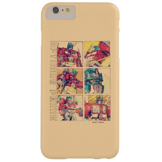 Transformers | Optimus Prime Comic Strip Barely There iPhone 6 Plus Case