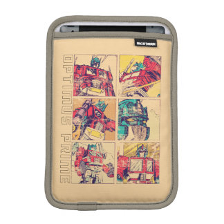Transformers | Optimus Prime Comic Strip iPad Mini Sleeve
