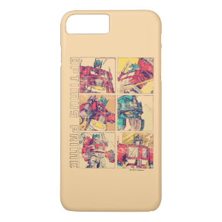 Transformers | Optimus Prime Comic Strip iPhone 8 Plus/7 Plus Case