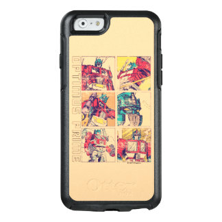 Transformers | Optimus Prime Comic Strip OtterBox iPhone 6/6s Case