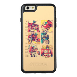 Transformers | Optimus Prime Comic Strip OtterBox iPhone 6/6s Plus Case