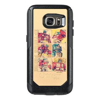 Transformers | Optimus Prime Comic Strip OtterBox Samsung Galaxy S7 Case