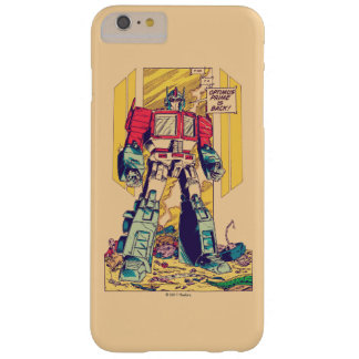 Transformers | Optimus Prime is Back Barely There iPhone 6 Plus Case