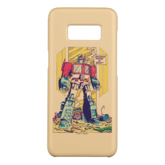 Transformers | Optimus Prime is Back Case-Mate Samsung Galaxy S8 Case