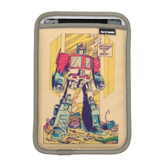 Transformers | Optimus Prime is Back iPad Mini Sleeve