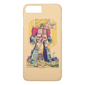 Transformers | Optimus Prime is Back iPhone 8 Plus/7 Plus Case