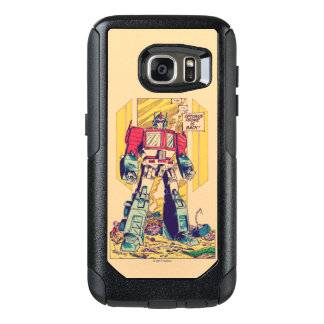 Transformers | Optimus Prime is Back OtterBox Samsung Galaxy S7 Case