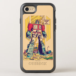 Transformers | Optimus Prime is Back OtterBox Symmetry iPhone 8/7 Case