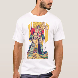 Transformers | Optimus Prime is Back T-Shirt