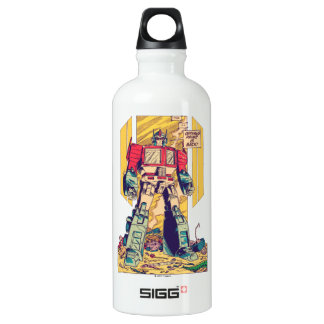 Transformers | Optimus Prime is Back Water Bottle