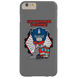 Transformers | Optimus Prime Returns Barely There iPhone 6 Plus Case