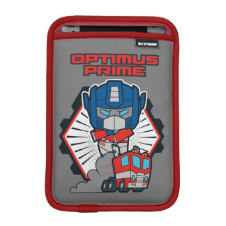 Transformers | Optimus Prime Returns iPad Mini Sleeve