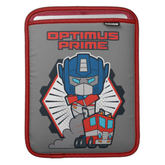 Transformers | Optimus Prime Returns iPad Sleeve