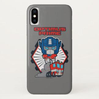 Transformers | Optimus Prime Returns iPhone X Case