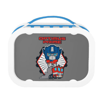 Transformers | Optimus Prime Returns Lunch Box