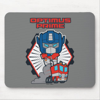 Transformers | Optimus Prime Returns Mouse Pad