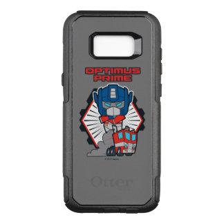 Transformers | Optimus Prime Returns OtterBox Commuter Samsung Galaxy S8+ Case