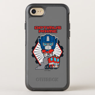 Transformers | Optimus Prime Returns OtterBox Symmetry iPhone 8/7 Case