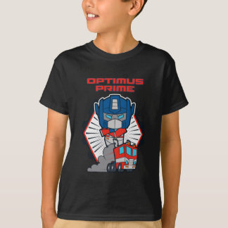 Transformers | Optimus Prime Returns T-Shirt