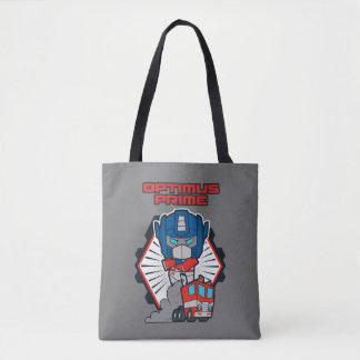 Transformers | Optimus Prime Returns Tote Bag