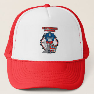 Transformers | Optimus Prime Returns Trucker Hat