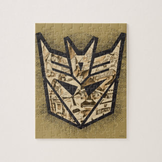 Transformers | Reveal the Shield Jigsaw Puzzle