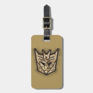 Transformers | Reveal the Shield Luggage Tag