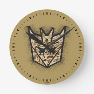 Transformers | Reveal the Shield Round Clock